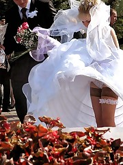 Pics of Sweet Teen Bride