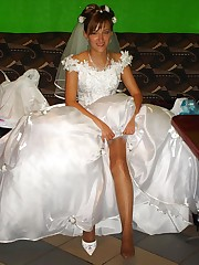 Images of Bride In Stockings Cheat