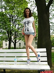 Teen outdoor upskirt teen upskirt