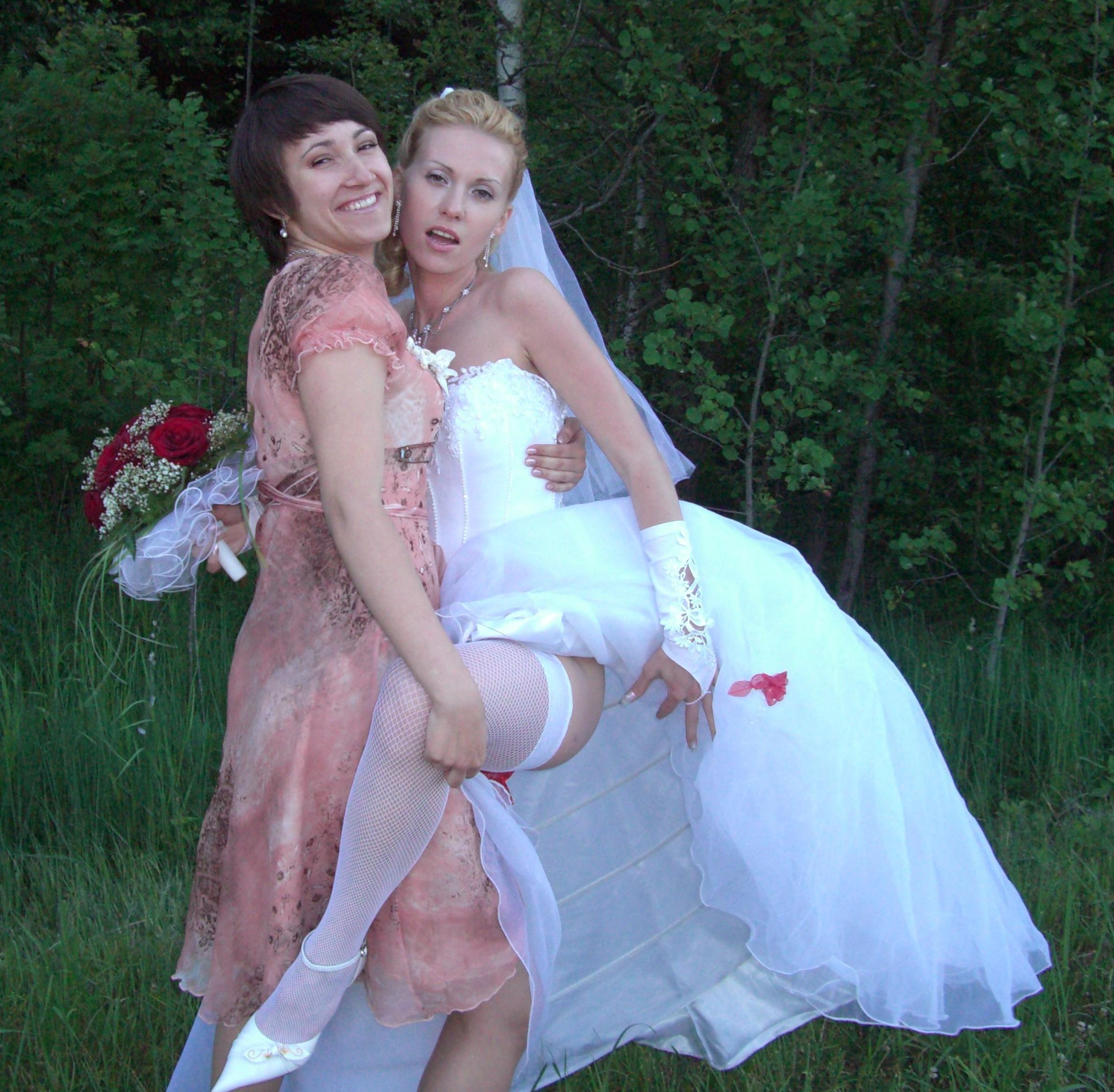 Фото свадьбы с голой невестой 18 фотография