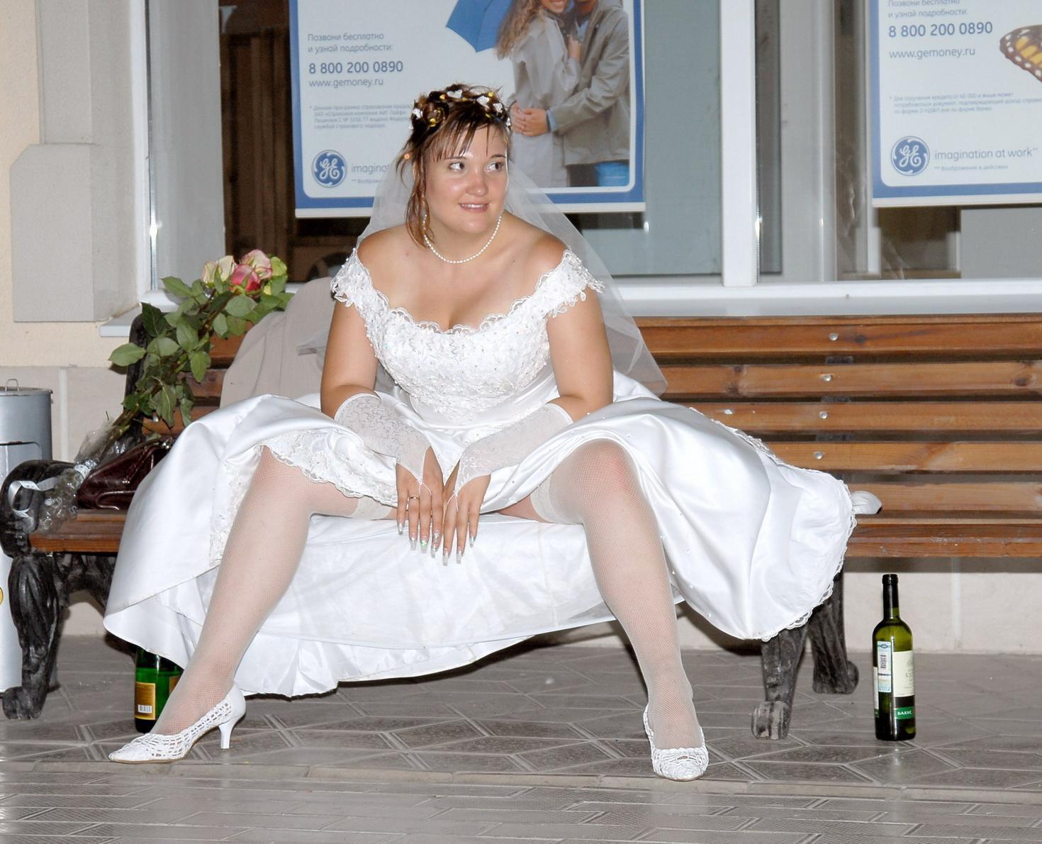Свадебные секс приколы 6 фотография