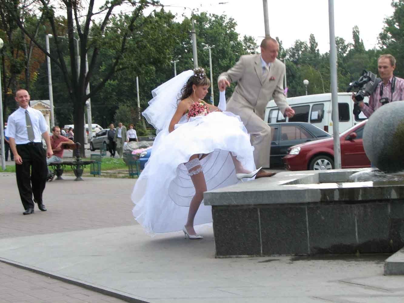 Фотозасветы на свадьбах 11 фотография