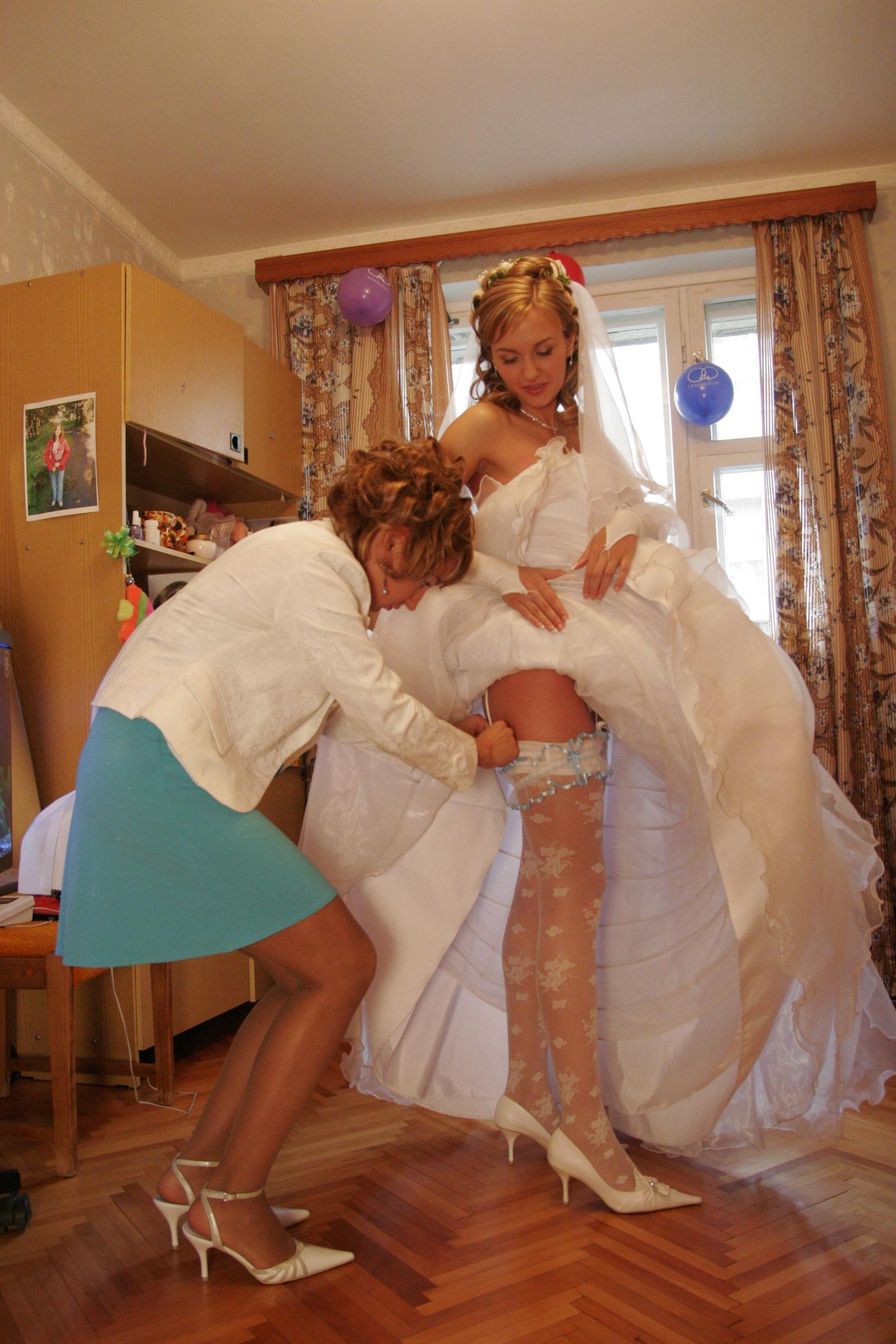 Эротические фото свадеб 8 фотография