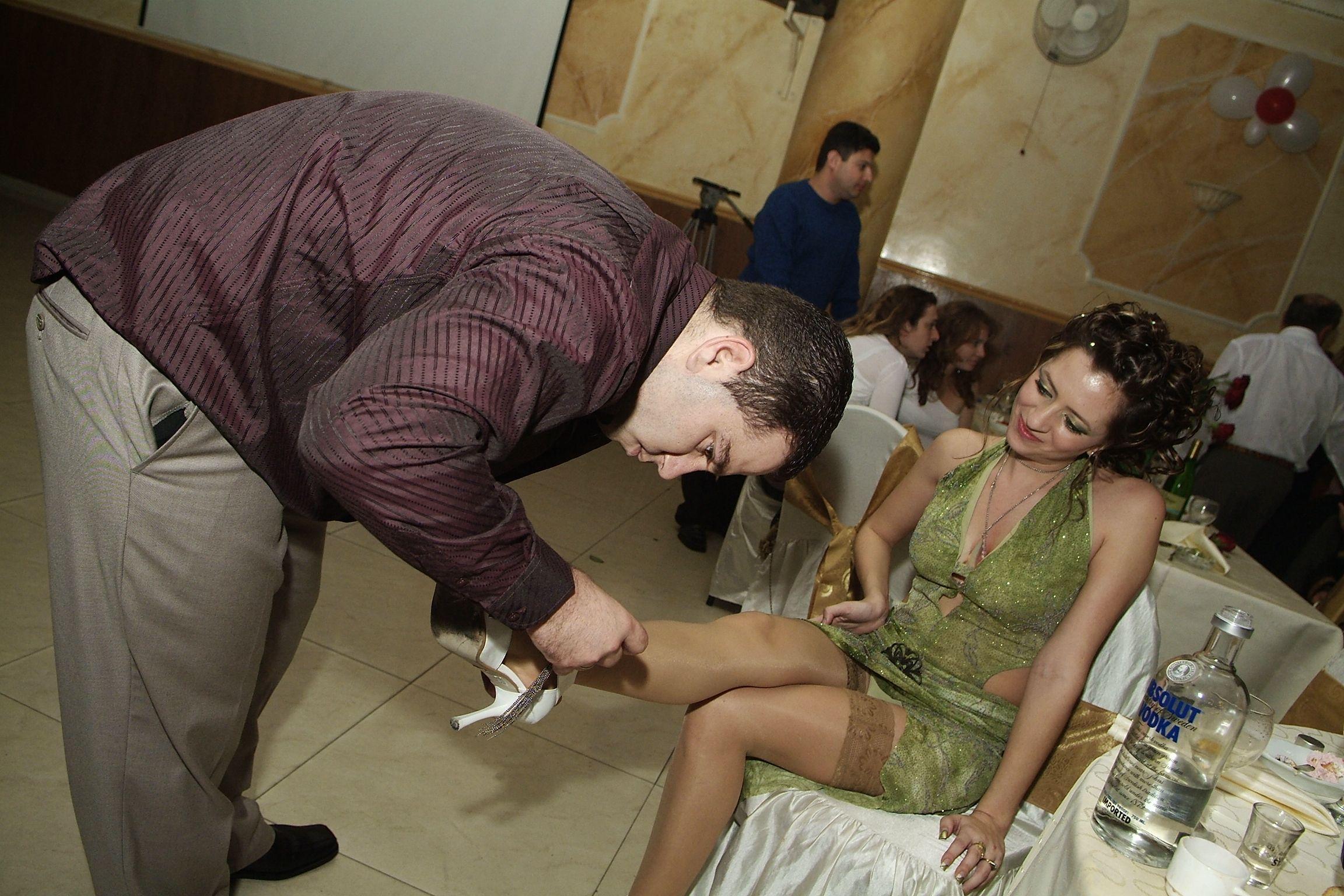 Секс на российских свадьбах 3 фотография