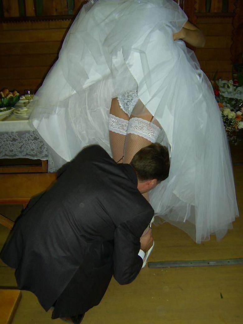 Фото трусиков невест 17 фотография