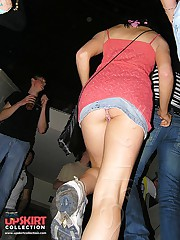 Unusual upskirts such awesome shots teen upskirt