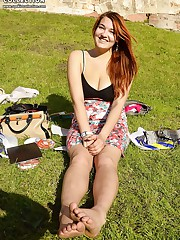 Best summer day upskirts are here candid upskirt